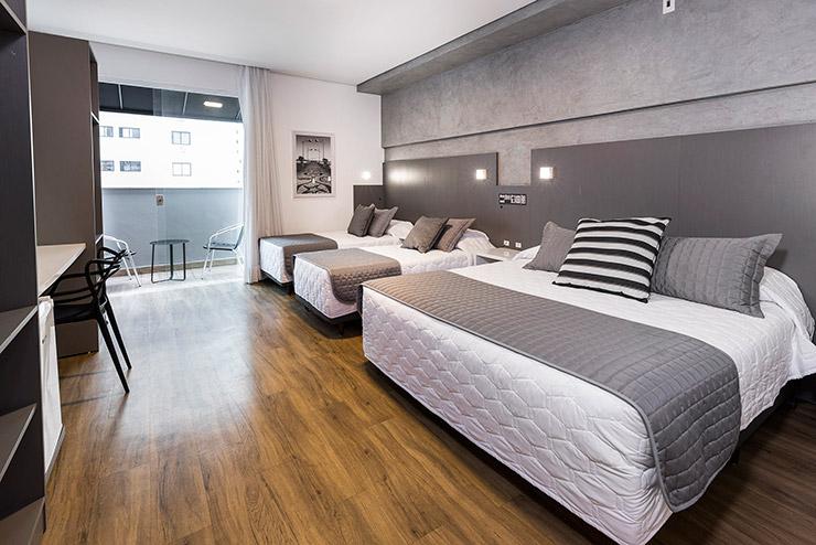 Habitación Cuádruple Tropikalya Gold Hotel