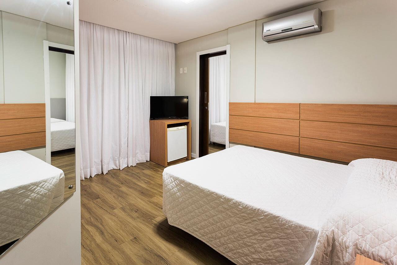 Foto Habitación Conjugado Tropikalya Gold Hotel