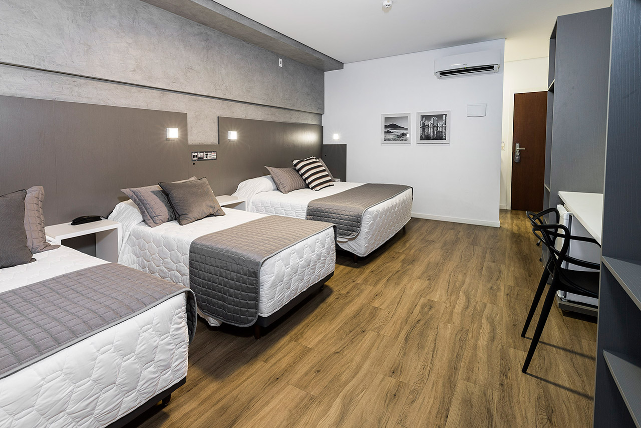 Foto Habitación Cuádruple Tropikalya Gold Hotel