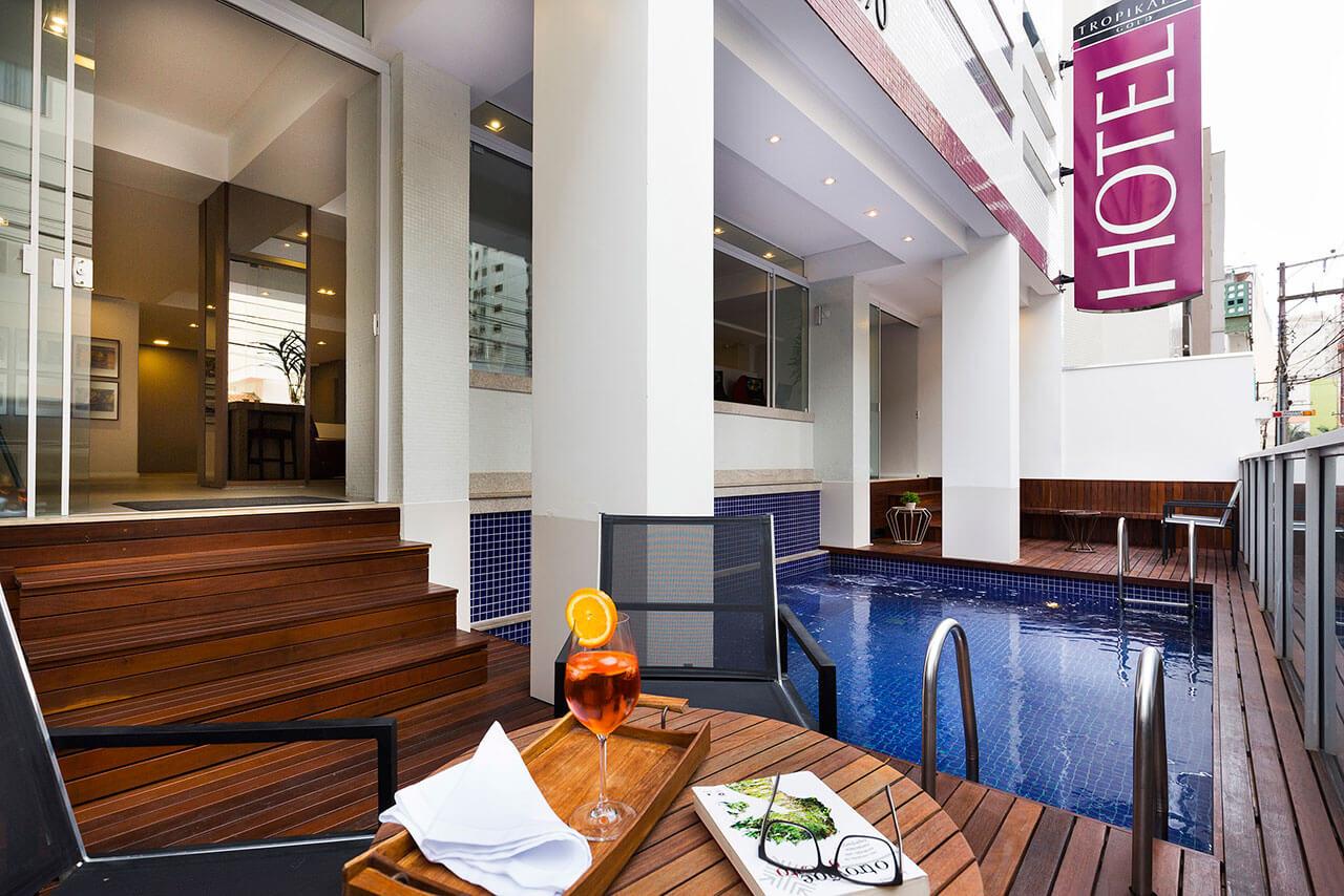 Foto Piscina Tropikalya Gold Hotel