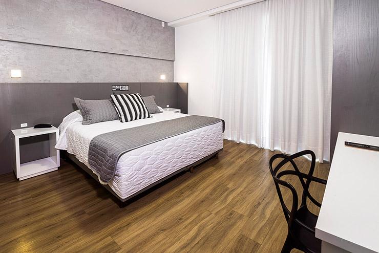Quarto Duplo Tropikalya Gold Hotel