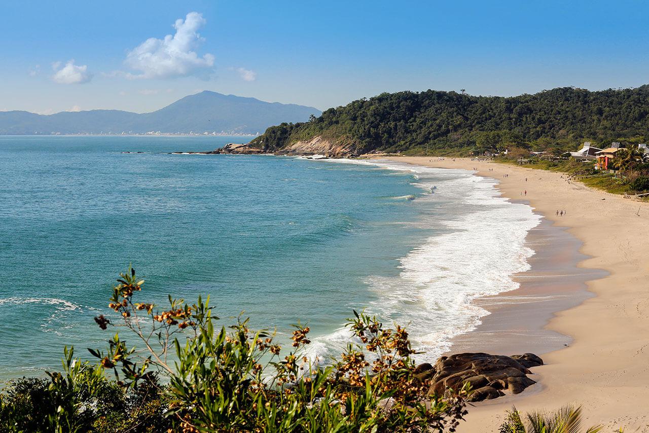 Praia do Estaleiro Balneário Camboriú