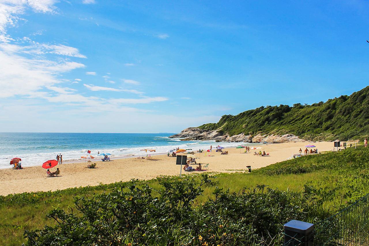 Praia do Pinho Balneário Camboriú